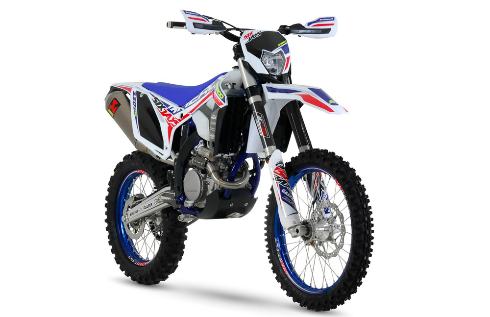 sherco 250 SEF SD enduro 6days 2018 2
