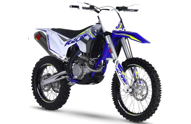 sherco cross country