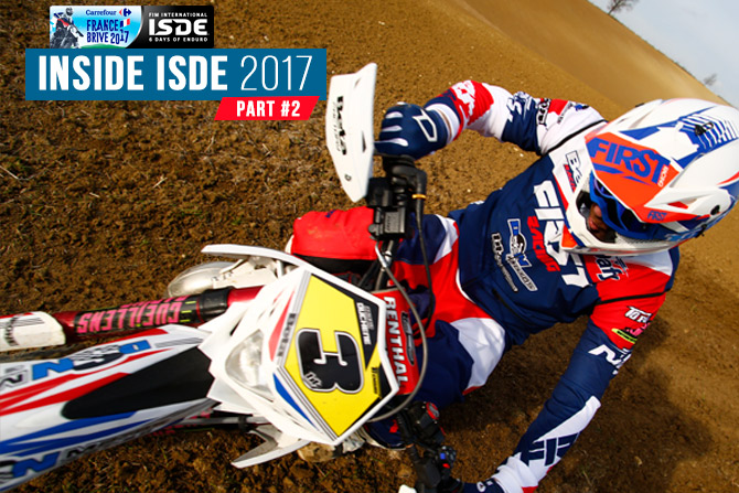 t enduro ISDE 2017 part2