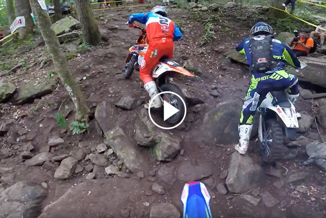 video enduro extreme 2017 TKO