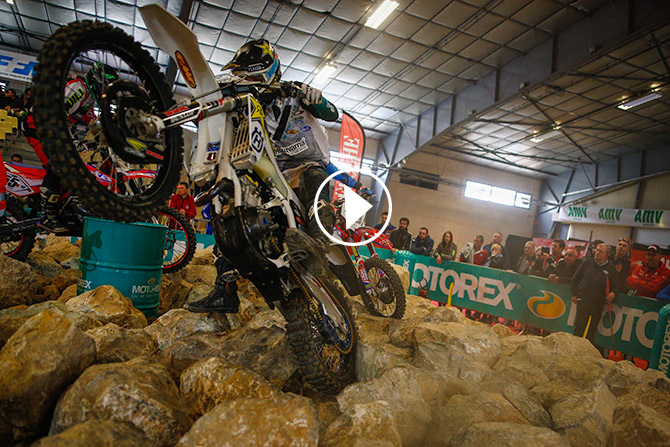 video super enduro albi