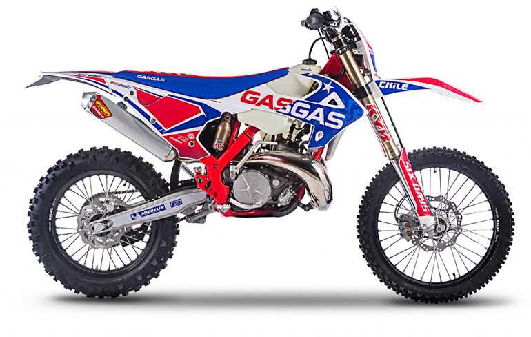 GasGas 250 EC 6days 2018