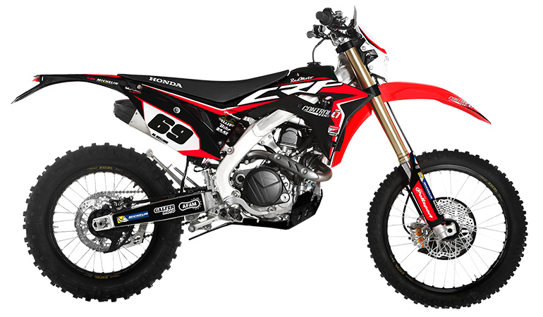 Honda CRF450 Bellino Replica 2018