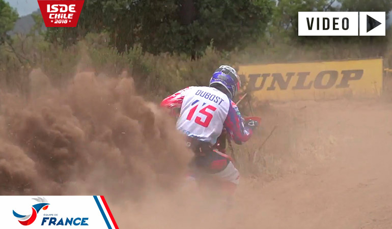 ISDE france video ep3