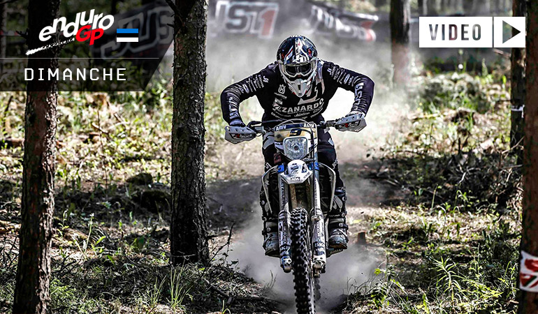 alex salvini enduroGp estonie J2