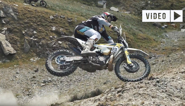 billy bolt video extreme enduro