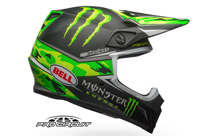 casque moto bell MX9 2018 procircuit