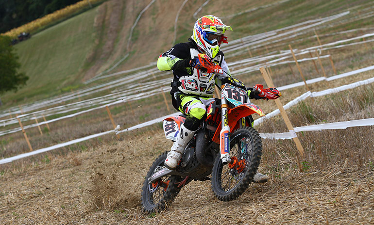 cross country moto enfant