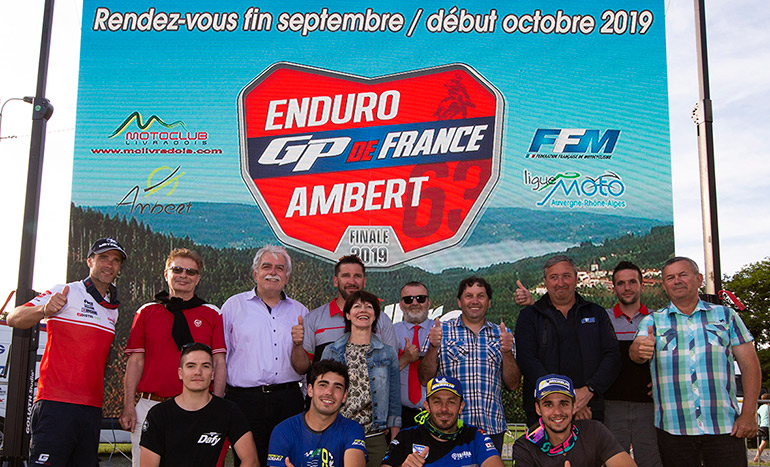 enduroGp 2019 France Ambert