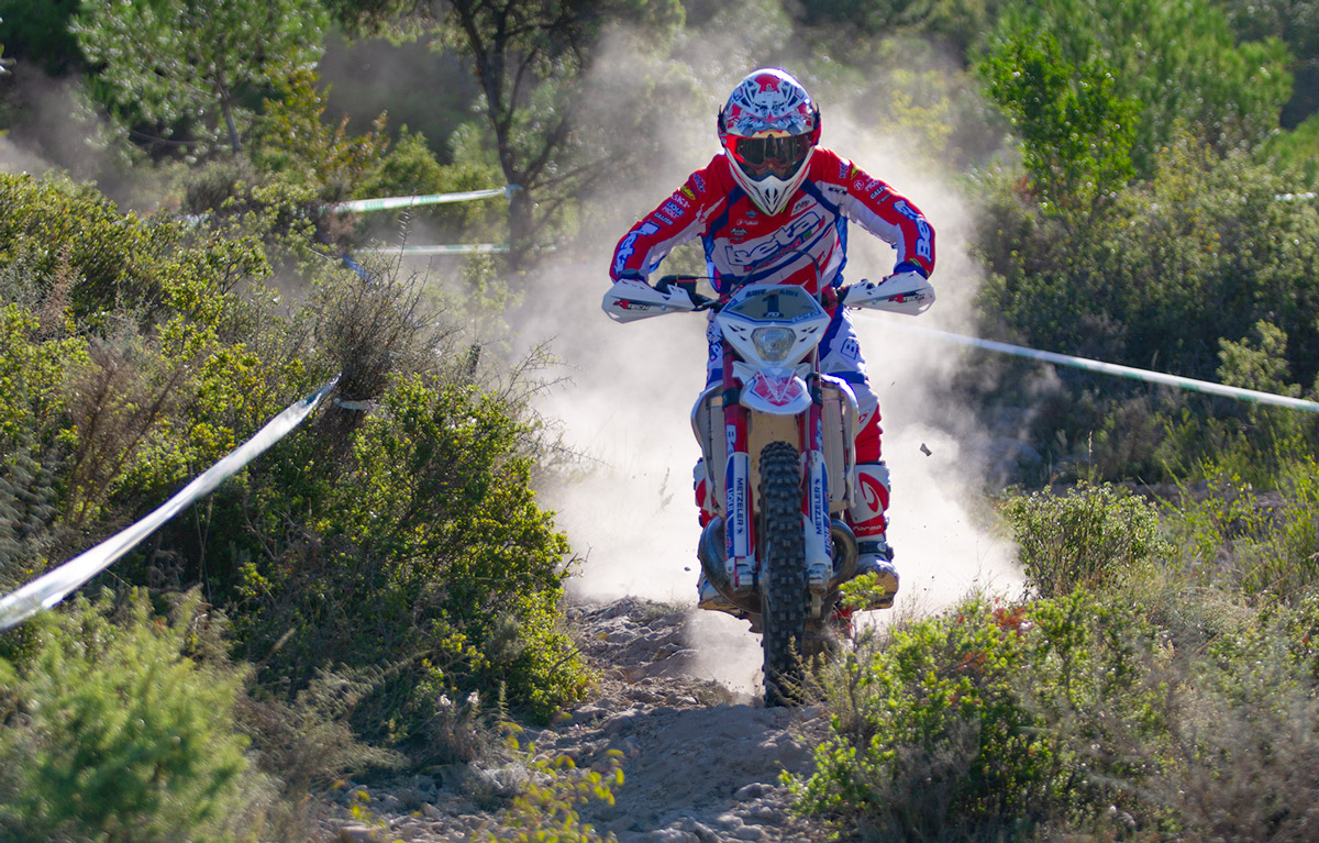 Photo Enduro HD steve Holcombe