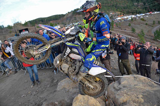 mario roman ales trem 2018 hard enduro - photo :24MX AlesTrem