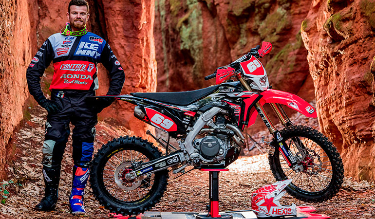 mathias bellino honda 450crf