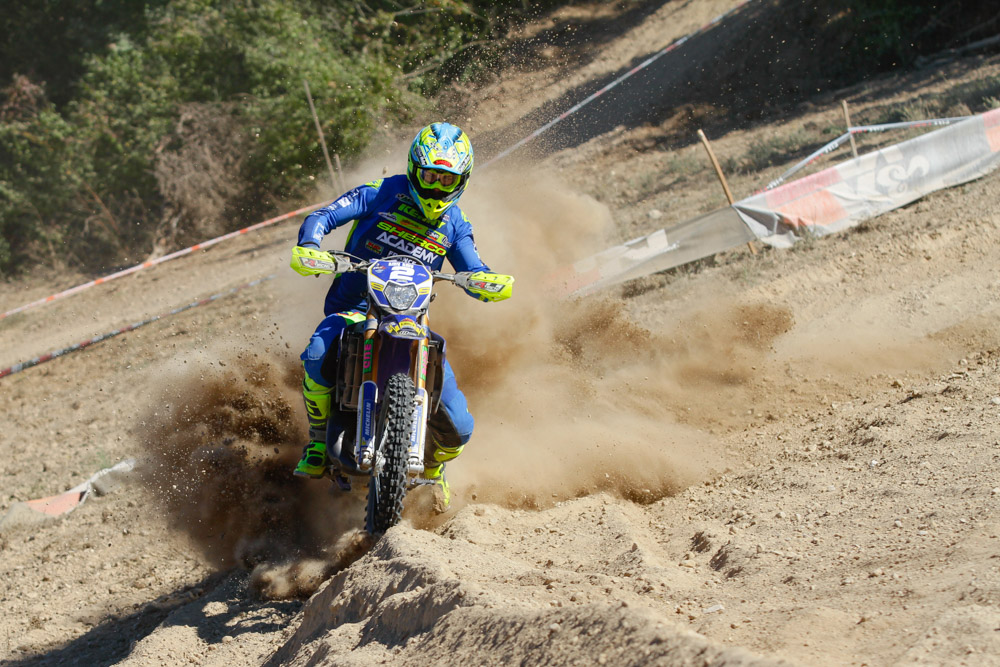 photo sherco enduro Matthew Vanoevelen