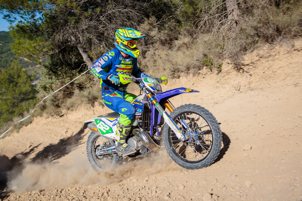 sherco enduro david abgrall