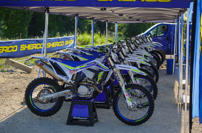 sherco enduro factory 2019