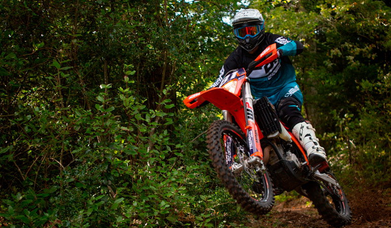 tenu motocross ANSWER trinity 2018 freenduro