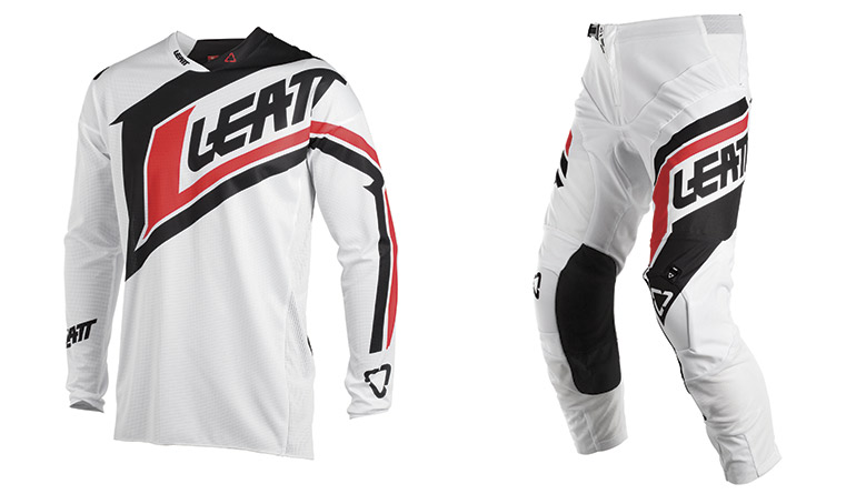 tenue MX leatt GPX 4 5 Lite