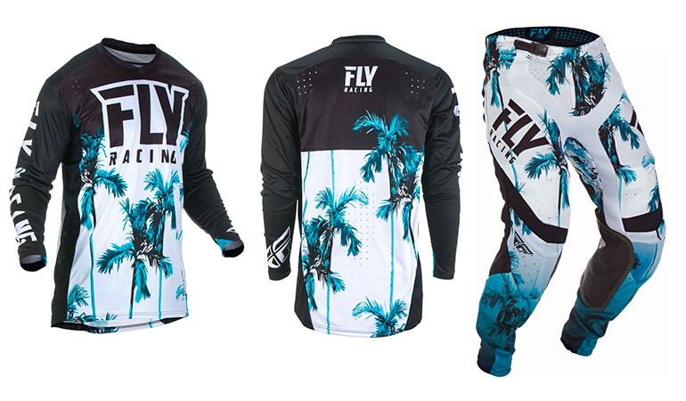 tenue fly racing lite hydrogen paradise