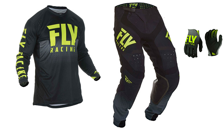 tenue moto Fly racing hidrogen 2019
