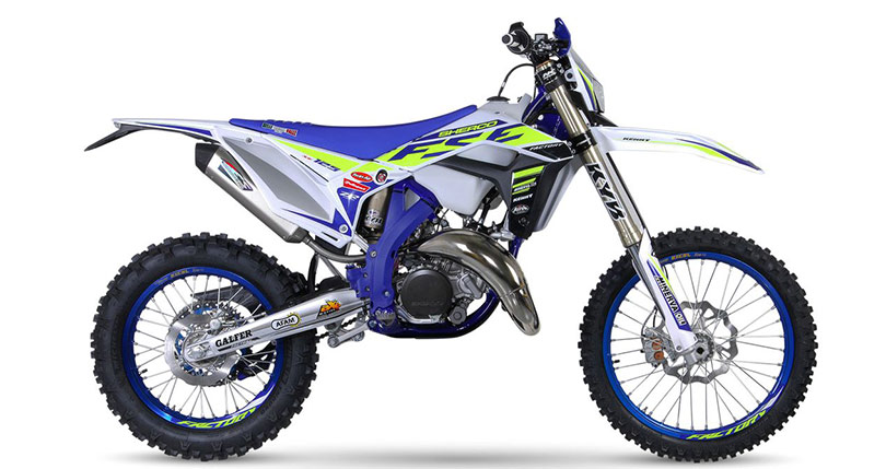 125 sherco enduro factory 2020