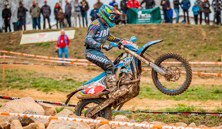 Loic Larrieu TM endurogp RD1 2019