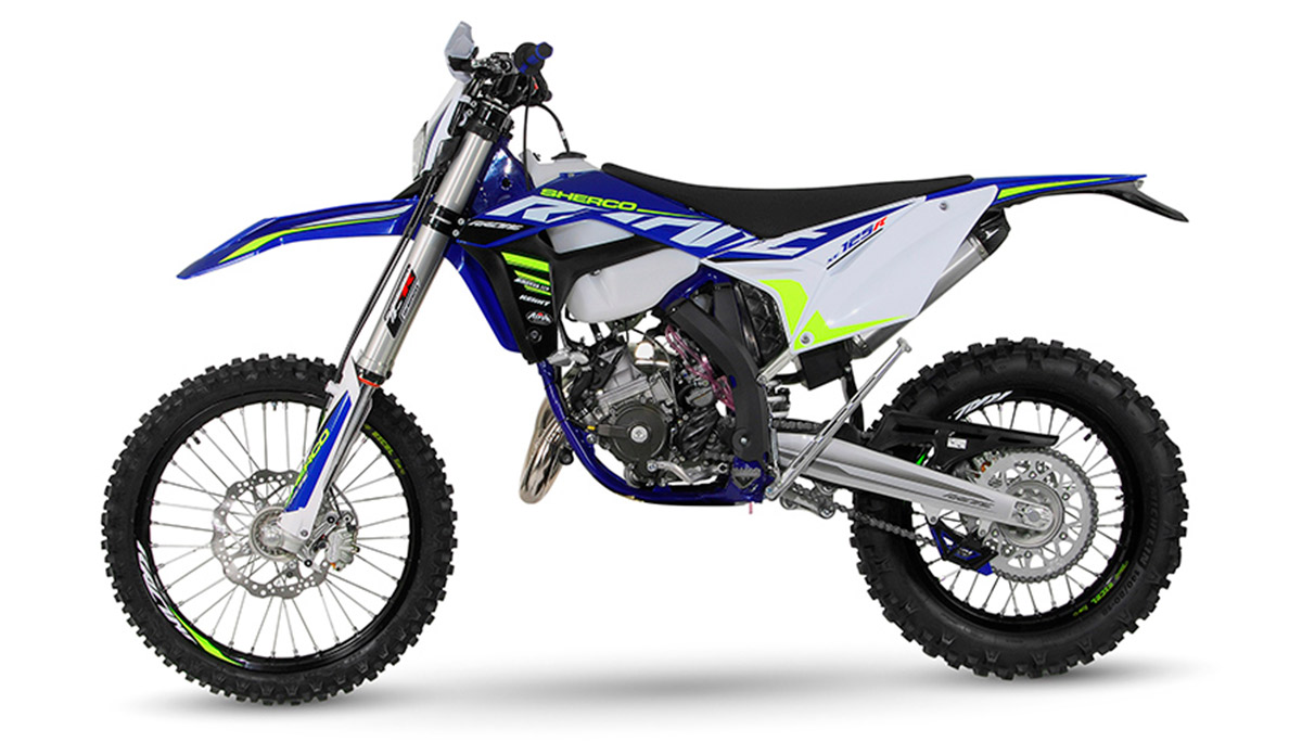 Sherco 2020 SE 125 racing enduro