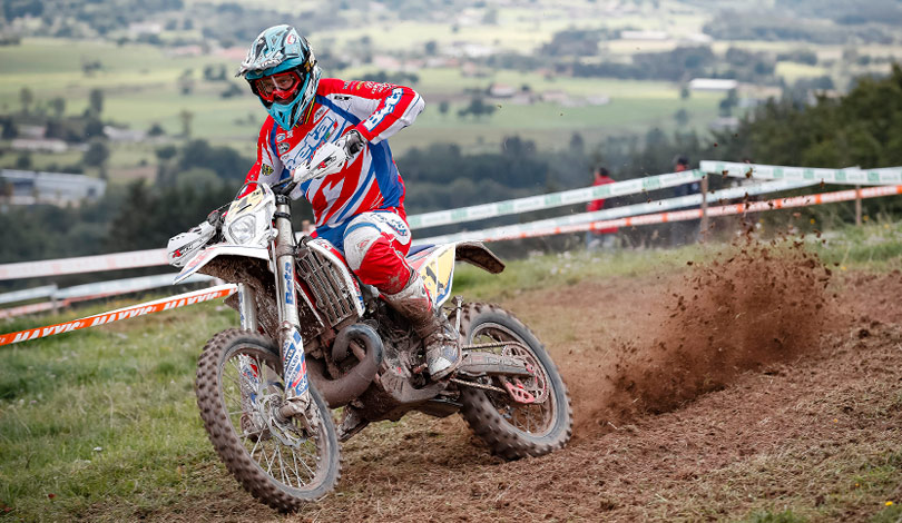 Steve holcombe champion enduro 3 2019