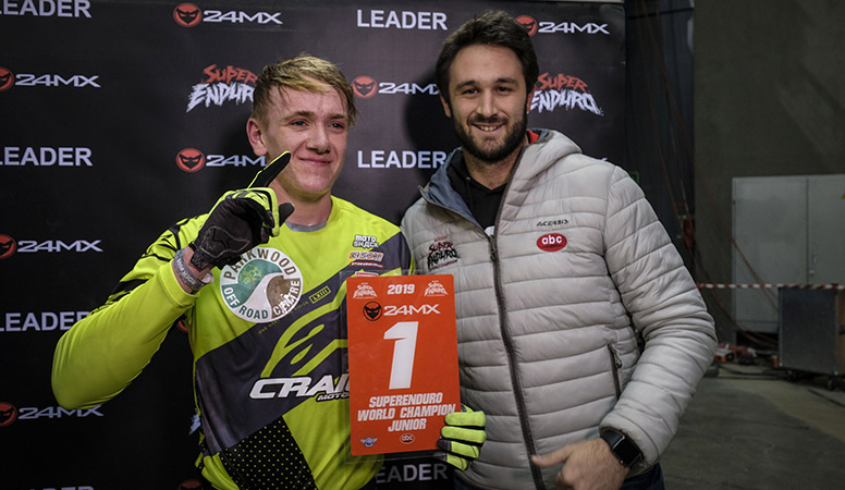 Will hoare superenduro champion 2019