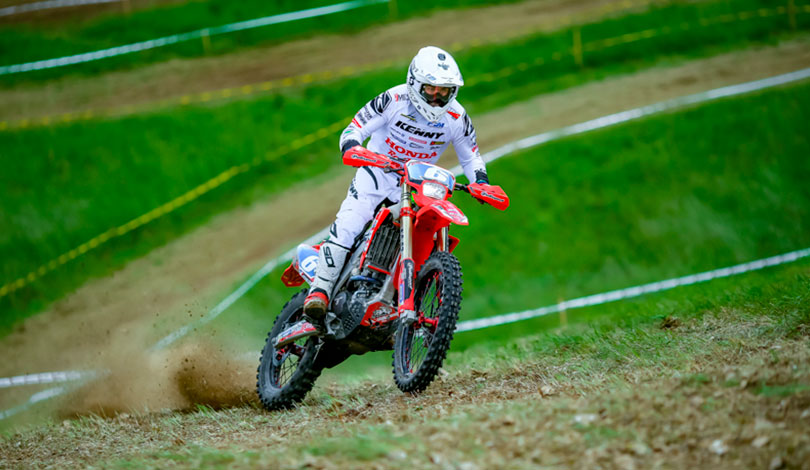 antoine cricq enduro france bar sur seine J1