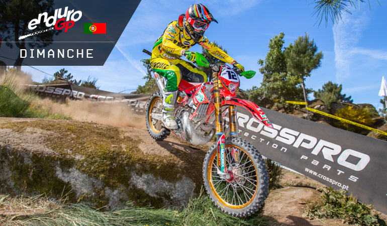 brad freeman enduroGP Portugal J2
