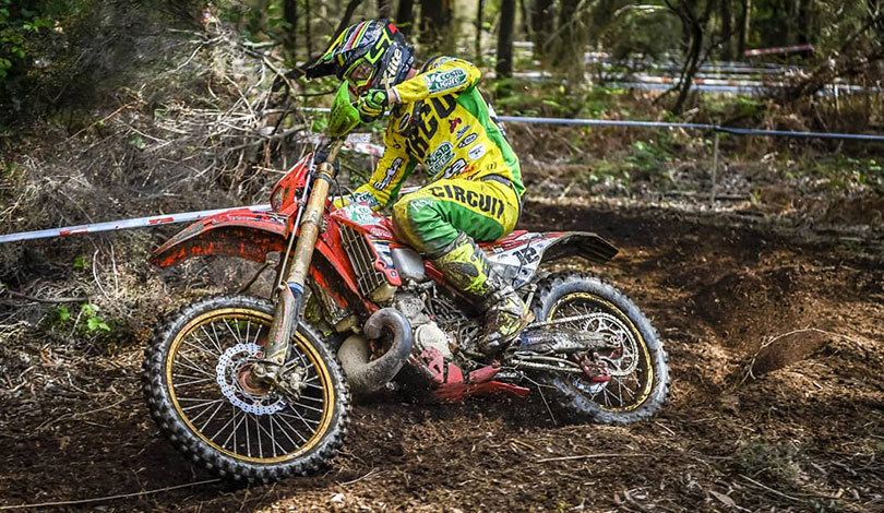 brad freeman endurogp BETA 2019