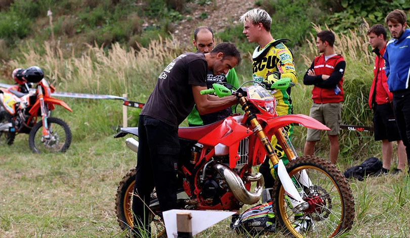 brad freeman endurogp trainning 2019