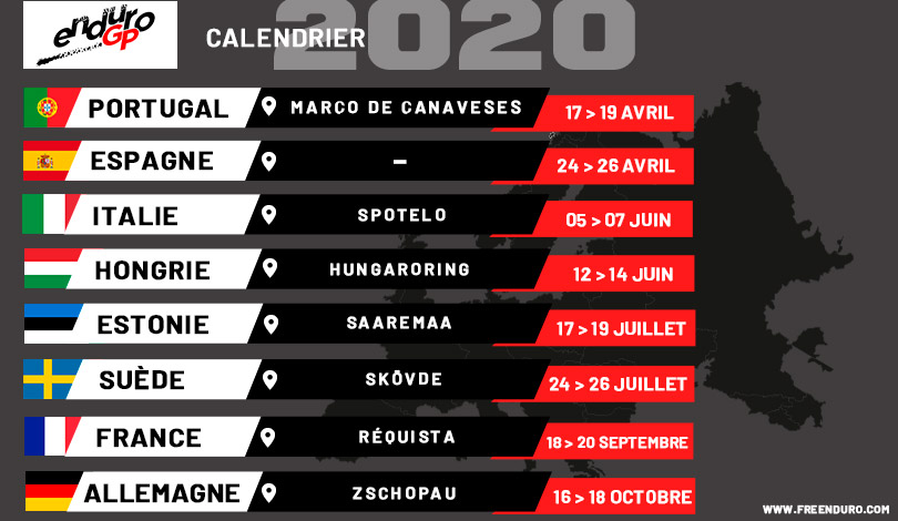 Coupe De France Calendrier 2020.Grand Prix De France Endurogp 2020 A Requista Aveyron