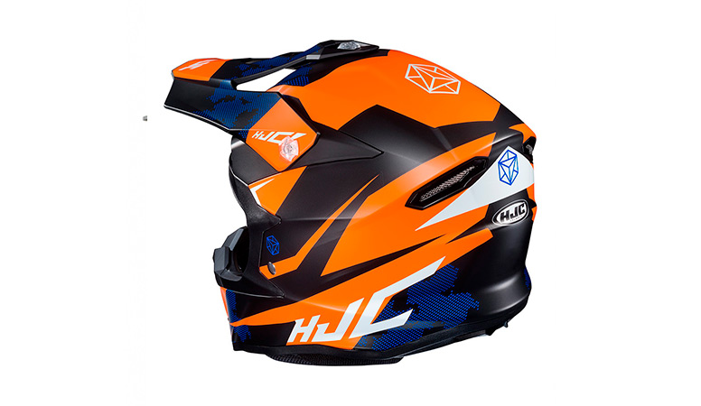 casque moto cross hjc i 50