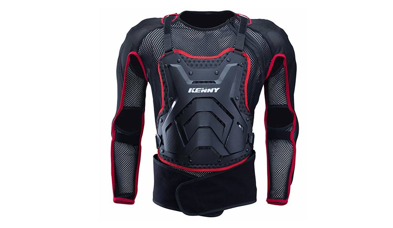 gilet kenny enduro