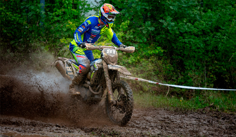 jeremy tarroux enduro france rd2 2019
