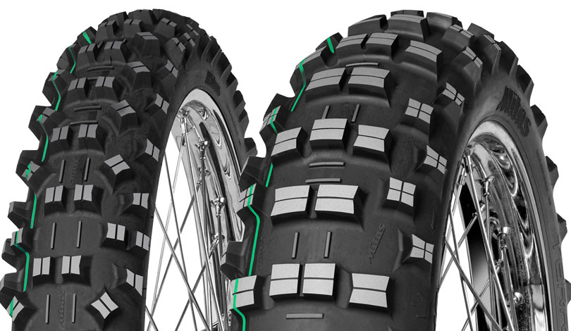 pneu MITAS enduro TERRA FORCE EF Super light