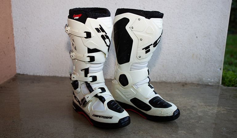 sechage bottes moto cross freenduro