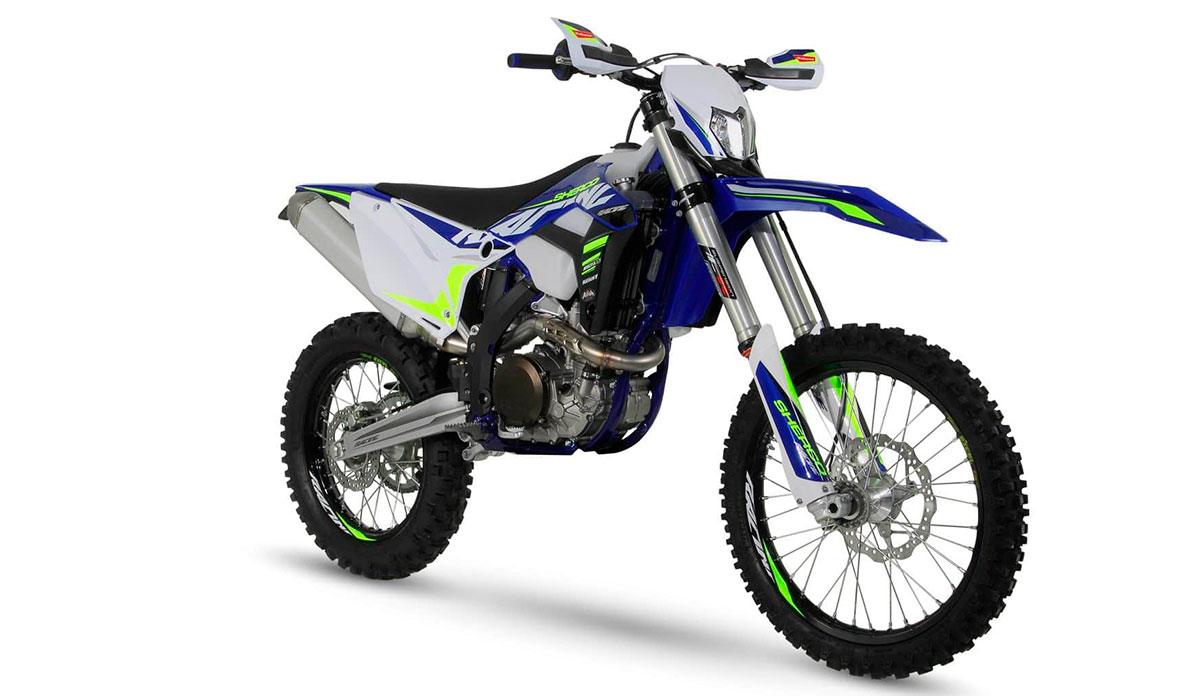 sherco 450 SEF Racing 2020