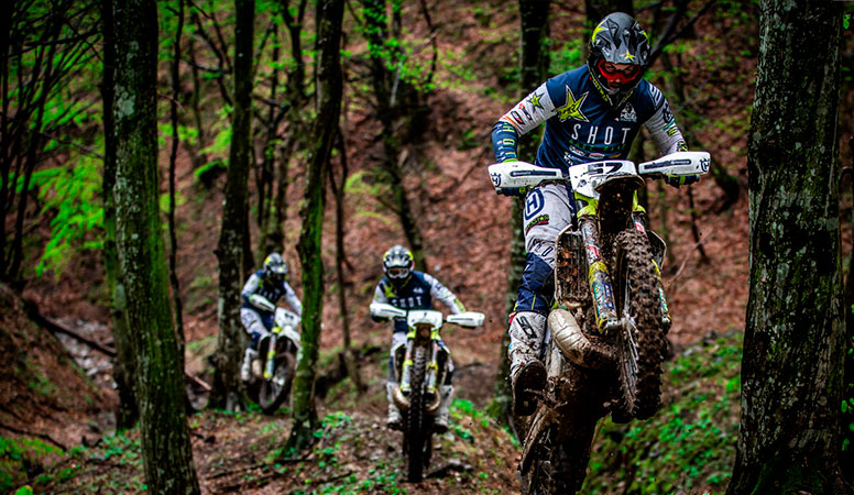 team husqvarna enduro 2019