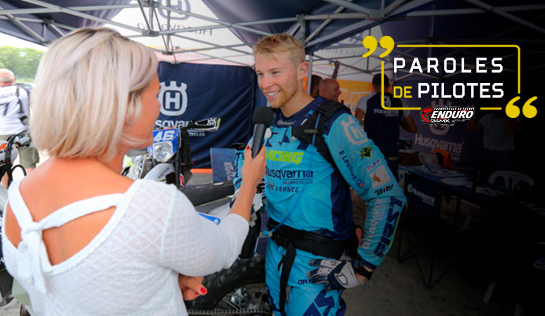 Till De Clerc Interview Enduro France