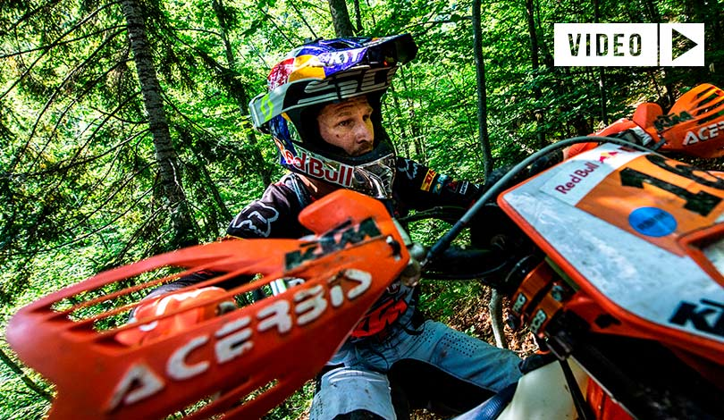 video romaniacs hard enduro J3