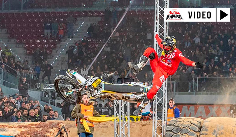 video superenduro espagne 2019