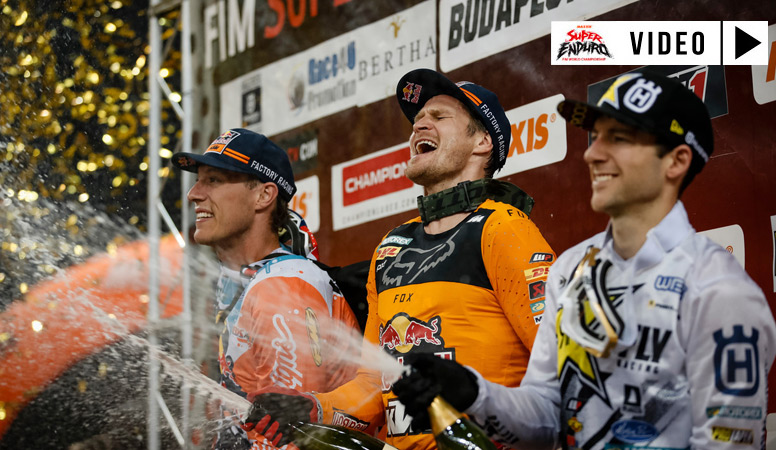 video superenduro hongrie 2019