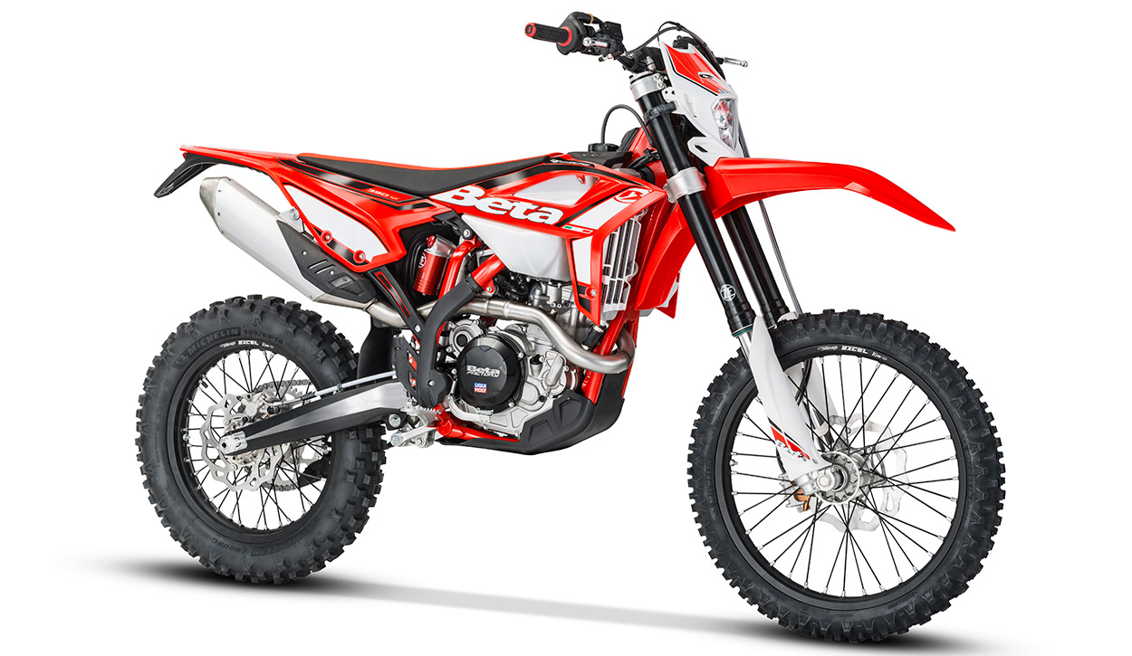 Beta RR 390 enduro 2021