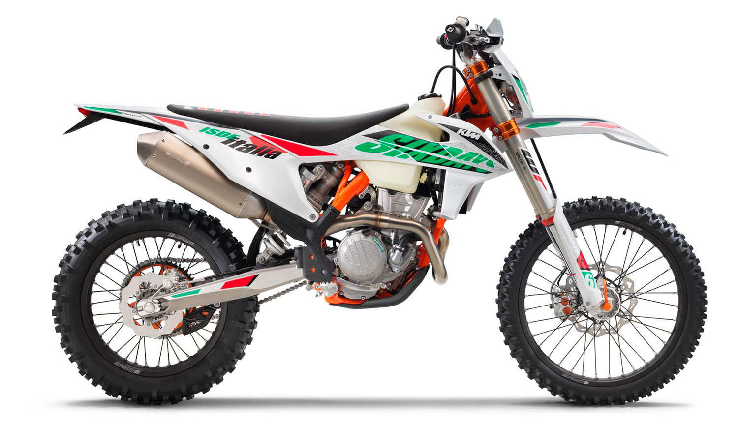 KTM enduro 350 EXC 6days 2021