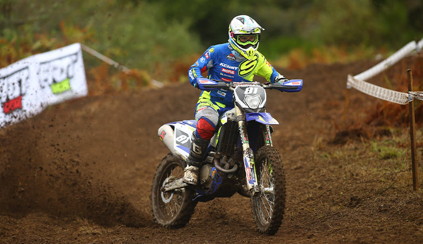 Tarroux enduro saint agreve J1 2020