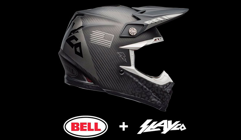 casque BELL SLAYCO 2020