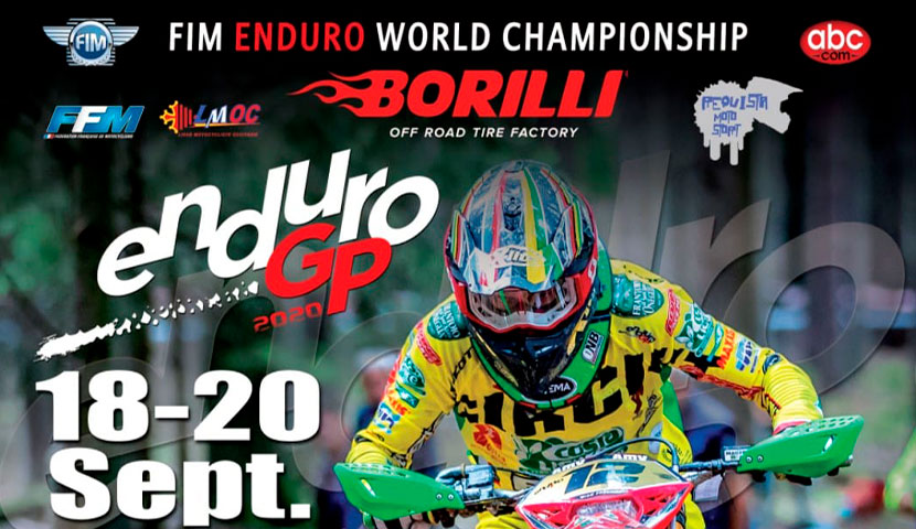 Affiche enduroGp Réquista France 2020