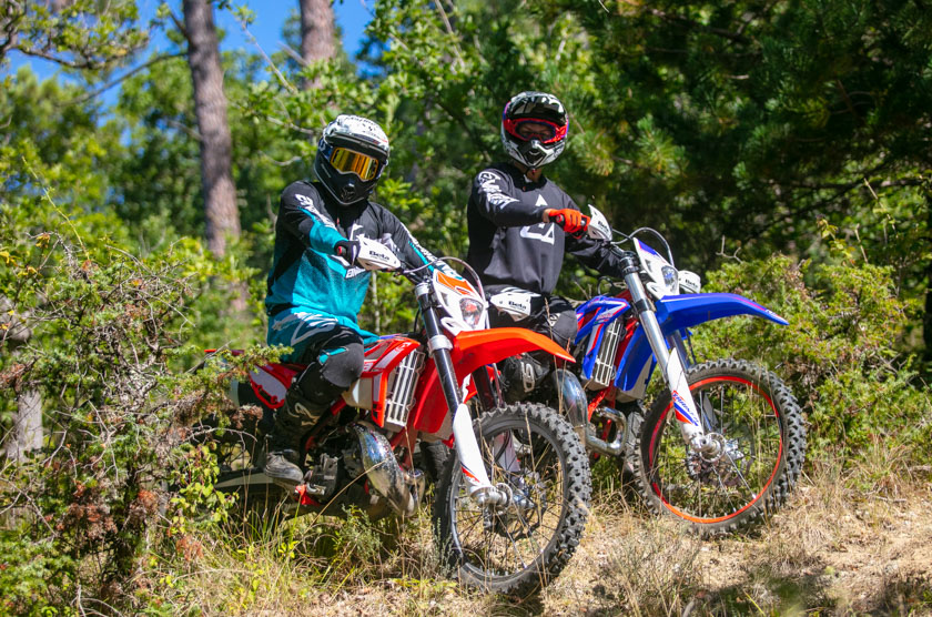 essai beta enduro 200vs300 3